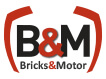 Bricks And Motor Insurance Logo